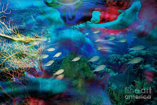 Rhonda Strickland - Ocean Dreams