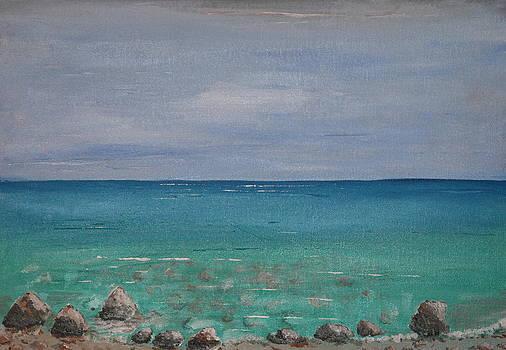 Ocean by Mladen Kandic