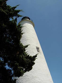 Ocracoke Lighthouse by DM Werner