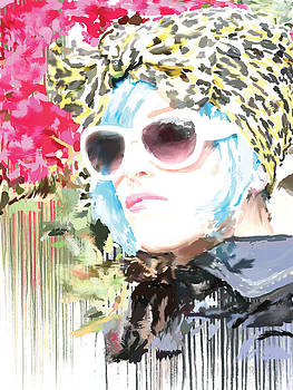 Oddity Girl  by Louie Villa