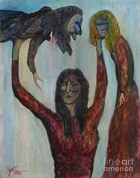 Ode to Menopause by Linda May Jones