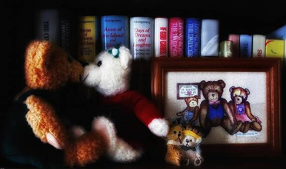 Barry Styles - Of Books and Bears