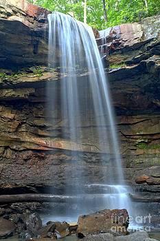 Adam Jewell - Ohiopyle Cucumber Falls