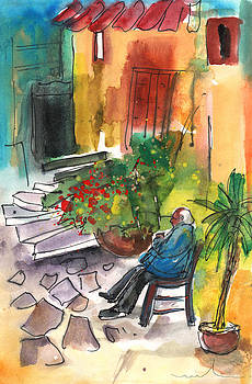 Miki De Goodaboom - Old and Lonely in Crete 02
