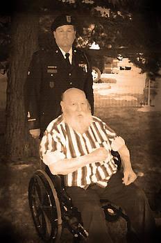 Randall Branham - Old and new veterans
