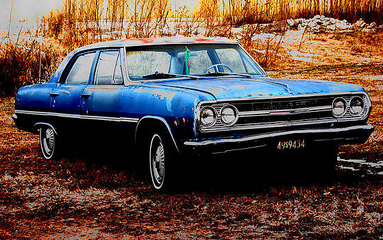 Off The Beaten Path Photography - Andrew Alexander - Old Chevy