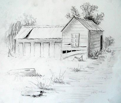 Old Dairy by Carol McLagan