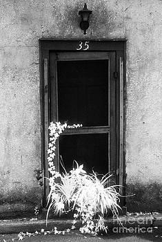 Jeff Holbrook - Old Door on Spanish Street