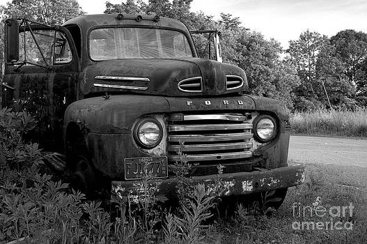 Old Ford- Kent County Ontario by Mark Clifford