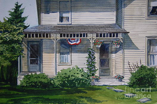 Old Glory by Bill Dinkins