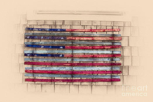 Old Glory New England by John Pattenden
