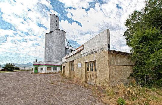 James Steele - Old Grain Mill