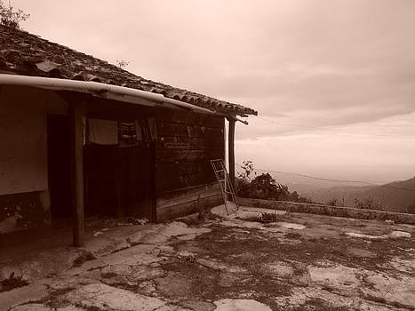 Old House by Koral Garcia