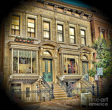 Old Neigborhood by Arnie Goldstein