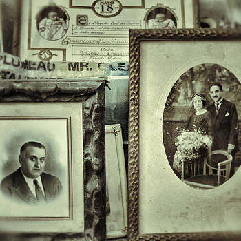 Old Photo's of Spanish Family by Ferry Ten Brink
