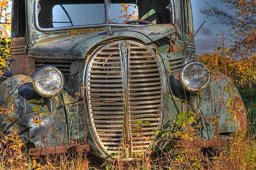 Old Rusty 36 by Sam Amato