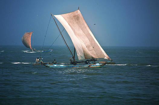 Dumindu Shanaka - Old Sail boat
