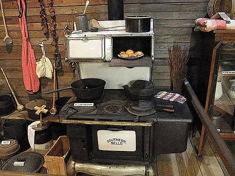 Old Time Cooking by Rick Davis