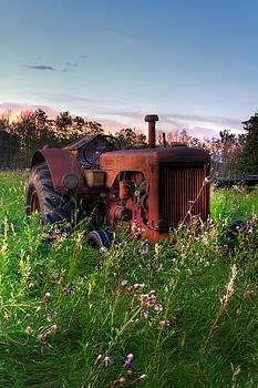 Matt Dobson - Old Tractor