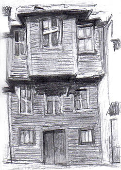 Old Wooden House by Di Fernandes