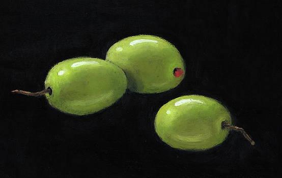 Joyce Geleynse - Olive Trio