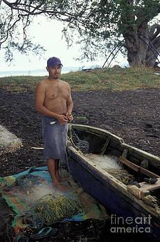 John  Mitchell - OMETEPE FISHERMAN 2 Nicaragua