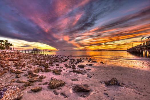 On the rocks... by Jeremy D Taylor
