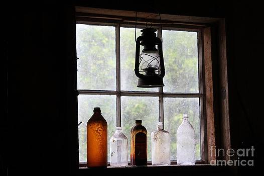 On the Window Sill by Theresa Willingham