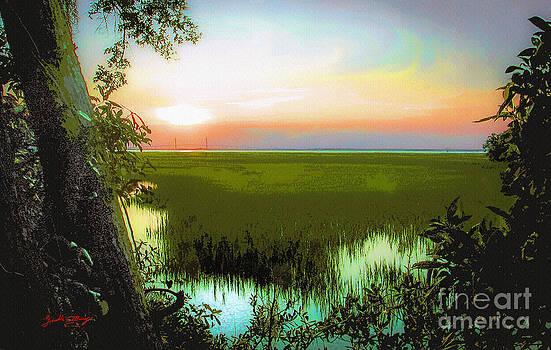 Ginette Fine Art LLC Ginette Callaway - Once Upon a Time at Jekyll Island