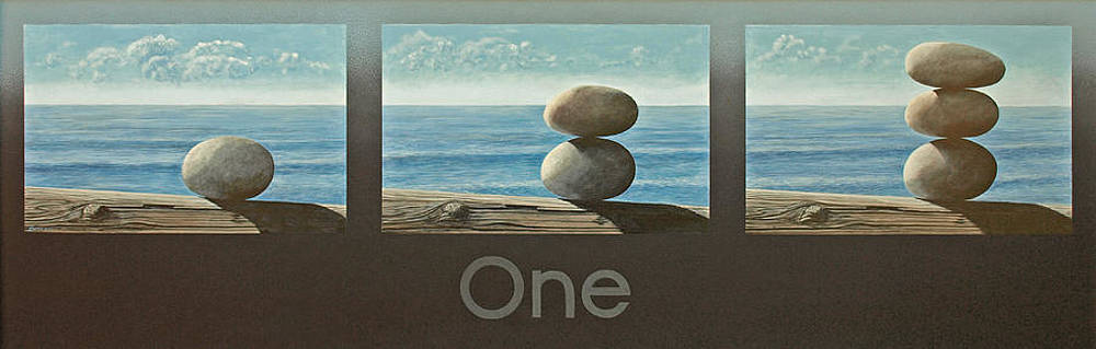 One by Laurie Stewart
