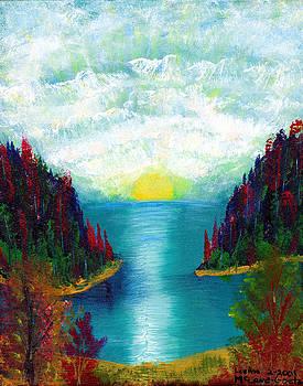 LeeAnn McLaneGoetz McLaneGoetzStudioLLCcom - One More Sunset