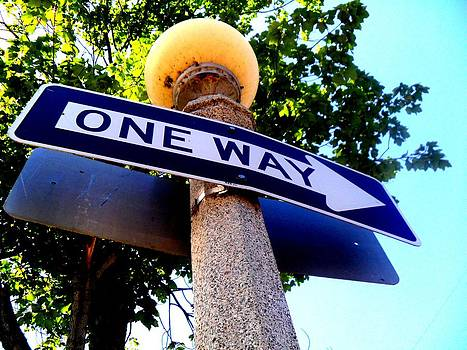 One Way by Amanda St Germain