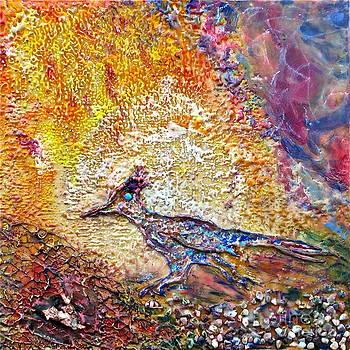 Opal The Roadrunner by Joe Bourne