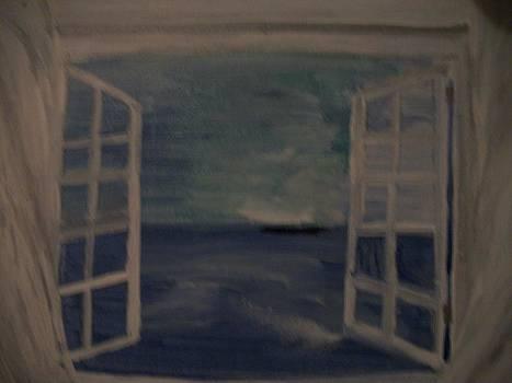 Open window by Lisa Stunda