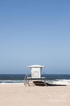 Paul Velgos - Orange County California Lifeguard Tower