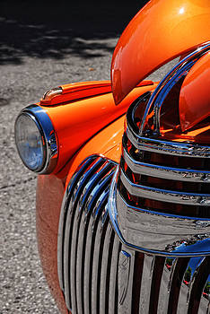 Wayne Stadler - Orange Peeler