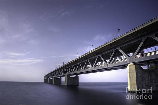 Oresund Bridge by Miso Jovicic
