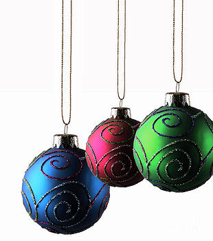 Ornaments by Alan Crosthwaite