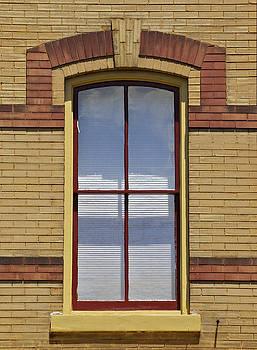 David Letts - Ornate Window