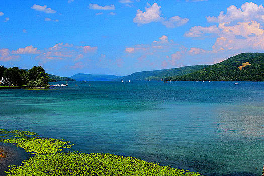 Otsego Lake by Bob Whitt
