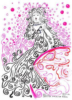 Regina Valluzzi - Our Benevolent Lady of the Swirling Soap Bubbles