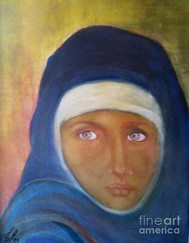 Our Lady of Sorrows by Suzanne Reynolds