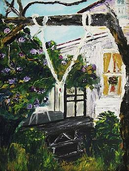 Suzanne  Marie Leclair - Our Porch