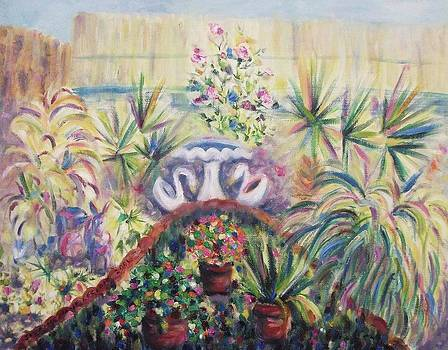 Suzanne  Marie Leclair - Our Private Yard