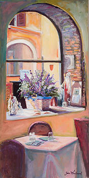 Our Table by the Window by Jane Woodward