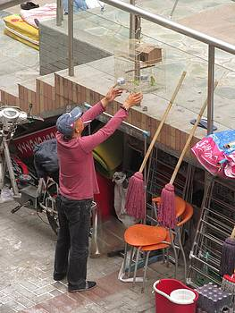 Alfred Ng - outdoor living in beijing