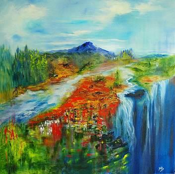 Overflow by Larry Ney  II