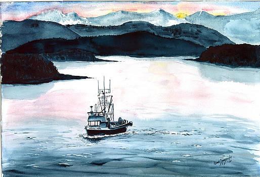 Pacific Marl by David Ignaszewski
