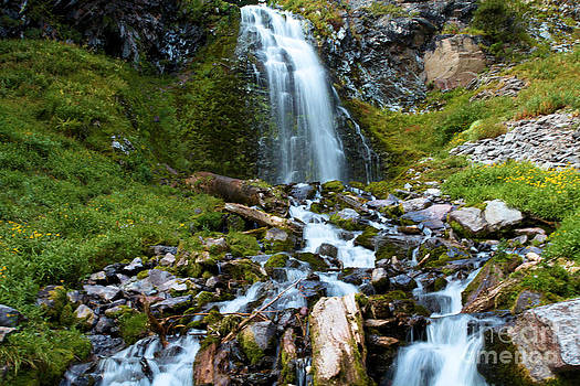 Adam Jewell - Palaikni Falls Valley