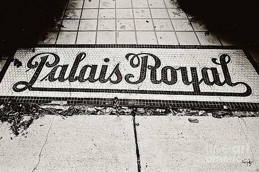 Scott Pellegrin - Palais Royal